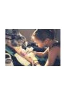 Painel Adesivo De Parede - Tatuagem - 1061Pnm