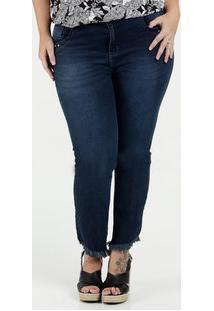 d75f07e9f Calça Plus Size Stretch feminina | Shoelover