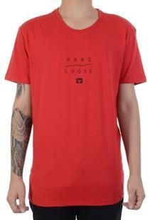 Camiseta Hang Loose Minimal - Masculino