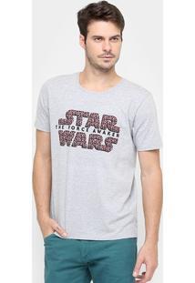 Camiseta Disney Star Wars Yoda - Masculino