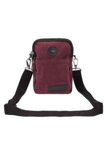 Bolsa Sidewalk Shoulder Bag Bolso - Bordo Bordô