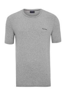 Camiseta Pierre Cardin Lisa - Masculino