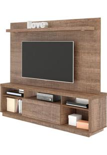 Estante Para Home Theater Vogue Canela