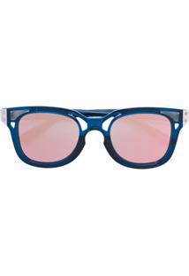 Diesel Óculos De Sol 'Dl0232' - Azul