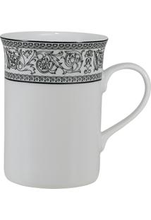 Caneca Porcelana Schmidt 240 Ml - Dec. Kate