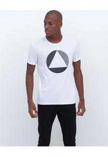 Camiseta Estampa Em Meia Malha