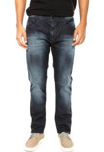 Calça Jeans Ellus Satin Azul