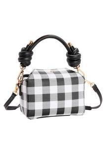 Bolsa Feminina Chenson Mini Bag De Mão 3483290