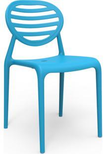 Cadeira Stripe Azul