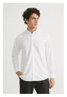 Camisa Ml Oxford Verao