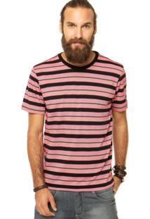 Camiseta Fiveblu Rosa