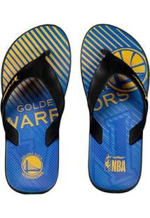 Chinelo Rider Nba Golden State Warriors Masculino - Masculino