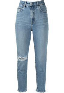 Nobody Denim Calça Jeans Frankie - Azul