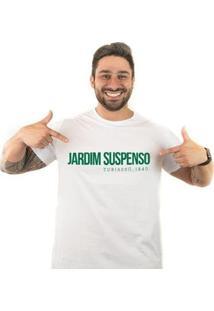 Camiseta Zé Carretilha Pal Verdão Jardim - Masculino