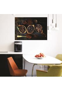 Painel Adesivo Sementes De Café