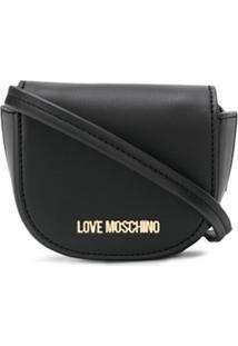Love Moschino Bolsa Tiracolo - Preto