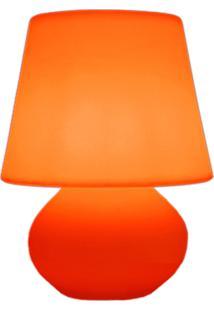 Luminária Ousecomh Mini Lampe Laranja