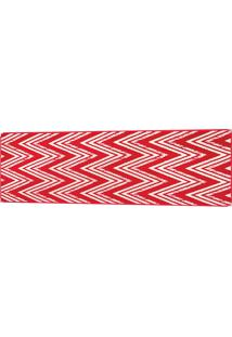 Passadeira Andino Pa11 0.66X1.80 - Lancer - Vermelho