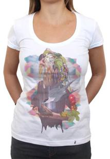 Up - Camiseta Clássica Feminina