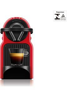 Cafeteira Nespresso Inissia Preto 220Volts