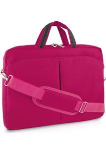 Bolsa Para Notebook Até 156 Rosa Multilaser - Bo170