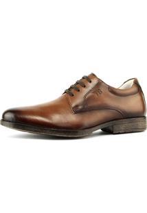 Sapato Touroboots Oxford Avelã Marrom