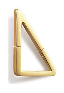 Shihara Brinco De Ouro 18Kt - Metálico