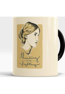 Caneca Virginia Woolf