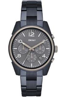 Relógio Dkny Crosby Feminino - Feminino-Azul