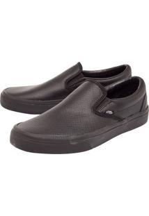 Tênis Vans Classic Slip-On Preto