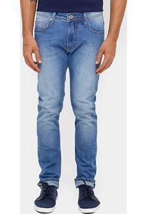 Calça Jeans Super Skinny Colcci Felipe Stone Masculina - Masculino