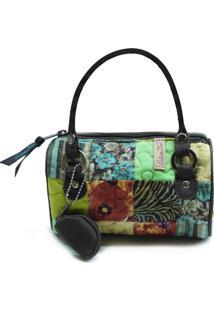 Bolsa Bridgette Clover Em Patchwork Original - Multicolorido - Feminino - Dafiti