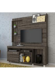 Estante Para Tv 1 Porta Ícaro 599025 Vulcano - Madetec
