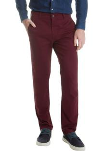 Calça 511 Slim Hybrid Trouser Levis - Masculino-Vermelho