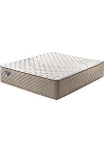 Colchão Casal Com Molas Superlastic High Spring Bege 128X188X33 - Ecoflex