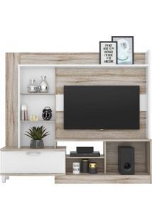 Estante Home Para Tv Até 55 Polegadas 1 Porta New Lavínia Colibri C.