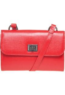 Bolsa Dumond Bag Pequena Vermelha