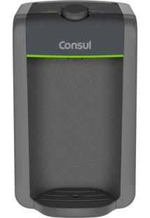 Purificador De Água Compacto Com Filtragem Classe A Cinza Consul Bivolt Cpc31Afona