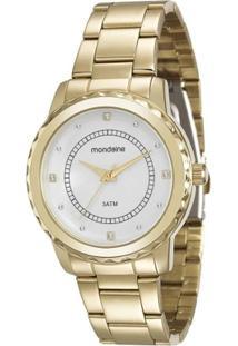 Relógio Feminino Analógico Mondaine 94842Lpmvde1 - Unissex