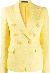 Tagliatore Blazer Alicya - Amarelo