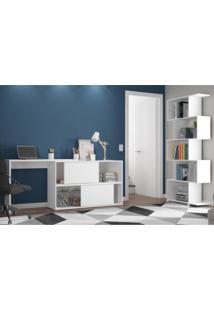 Conjunto De Home Office Bko 08 - Brv Móveis Elare