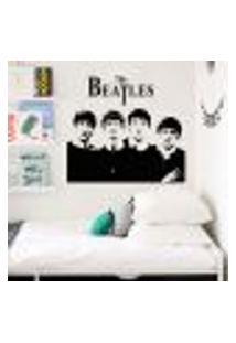Adesivo De Parede The Beatles - Médio