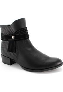 Bota Ankle Boot Feminina Ramarim 2059104