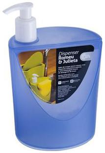 Dispenser Romeu & Julieta Azul 600Ml 10837/0461 - Coza - Coza
