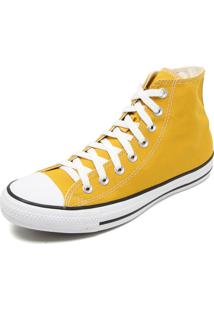 Tênis Converse Chuck Taylor All Star Amarelo