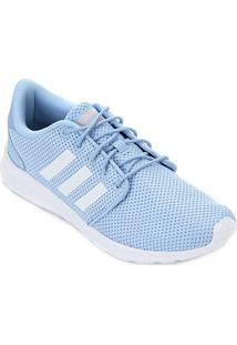 Tênis Adidas Qt Racer Feminino - Feminino-Azul