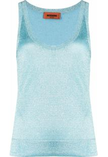 Missoni Regata Com Brilho - Azul