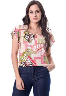 Blusa Love Poetry Estampada