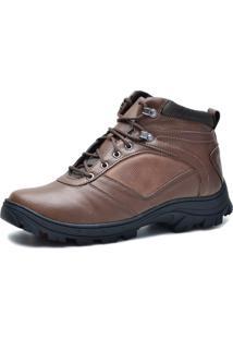 Bota Adventure Over Boots Marrom Claro