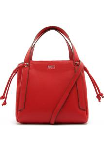 Mini Bucket Bag Crossbody Red | Schutz
